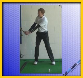 Louis Oosthuizen Pro Golfer Swing Sequence 2