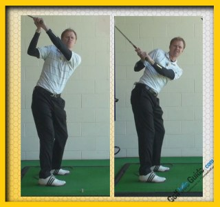 Matt Kuchar Pro Golfer Swing Sequence 2