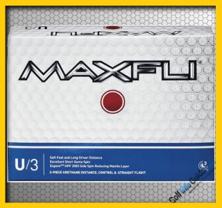 Maxfli U3 Performance Trumps Feel with this Golf Ball 1