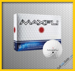 Maxfli U3 Performance Trumps Feel with this Golf Ball 2