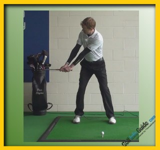Mike Weir Pro Golfer Swing Sequence 2
