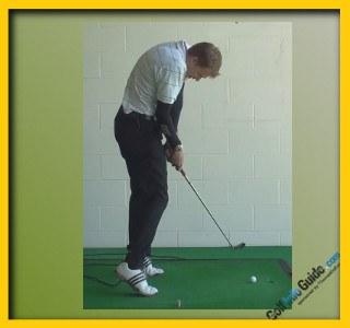Natalie Gulbis Pro Golfer Swing Sequence 3