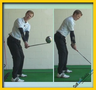 Patrick Cantlay Pro Golfer Swing Sequence 1