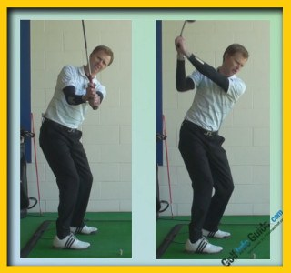 Patrick Cantlay Pro Golfer Swing Sequence 2