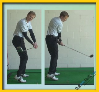Patrick Cantlay Pro Golfer Swing Sequence 3