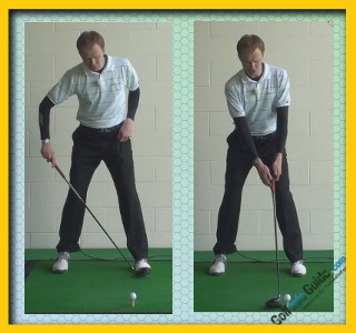 Rich Beem Pro Golfer Swing Sequence 1