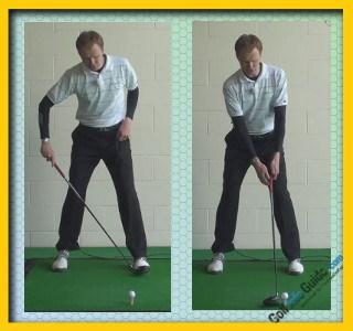 Rich Beem Pro Golfer Swing Sequence 1