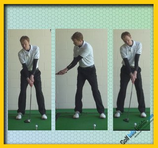 Rich Beem Pro Golfer Swing Sequence 2