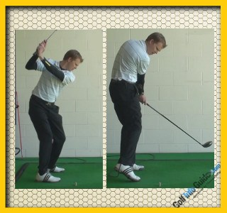 Ricky Fowler Pro Golfer Swing Sequence 3