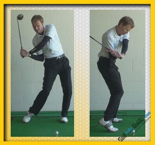 Rory McIlroy Pro Golfer Swing Sequence 2