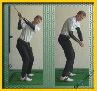 Sam Snead Pro Golfer Swing Sequence 1