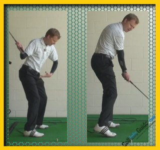 Sam Snead Pro Golfer Swing Sequence 2