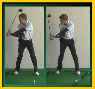 Scott Stallings Pro Golfer Swing Sequence 2