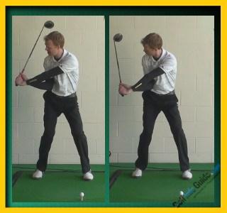 Scott Stallings Pro Golfer Swing Sequence 2