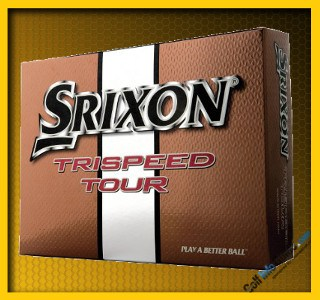 Srixon Trispeed Tour Length, Control are this Golf Ball's Strengths 2