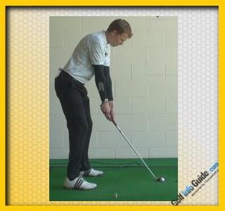Steve Flesch Pro Golfer Swing Sequence 1