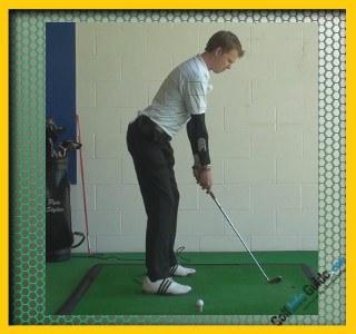 Stewart Cink Pro Golfer Swing Sequence 1