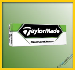 TaylorMade SuperDeep Low Compression Equals Highly Rewarding Feel 1
