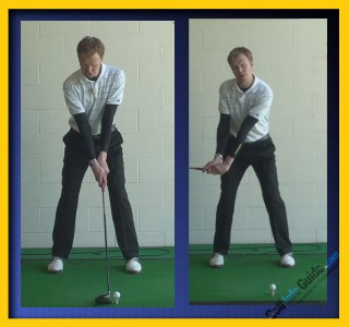 The Molinari Brothers Pro Golfer Swing Sequence 1