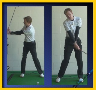 The Molinari Brothers Pro Golfer Swing Sequence 2