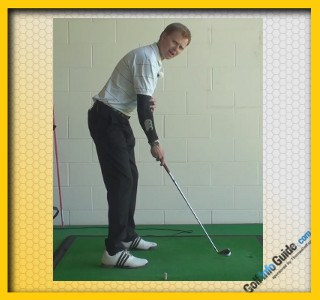 Tim Clark Pro Golfer Swing Sequence 1