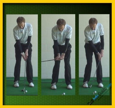 Todd Hamilton Pro Golfer Swing Sequence 1