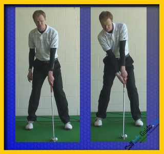 Tommy Gainey Pro Golfer Swing Sequence 1