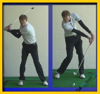 Tommy Gainey Pro Golfer Swing Sequence 2