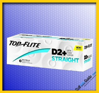 Top-Flite D2+ Straight 1
