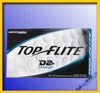 Top-Flite D2+ Straight 2