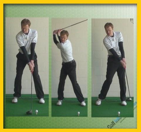 Vijay Singh Pro Golfer Swing Sequence 1
