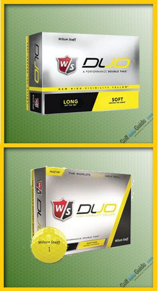 Wilson Staff DUO: Contender for Best Value among Golf Balls