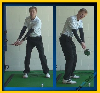 Zach Johnson Pro Golfer Swing Sequence 1