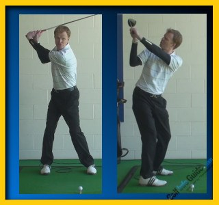 Zach Johnson Pro Golfer Swing Sequence 2