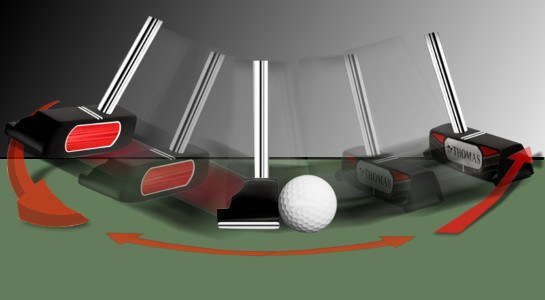 Arc Putting Stroke May Be Your Natural Motion 1