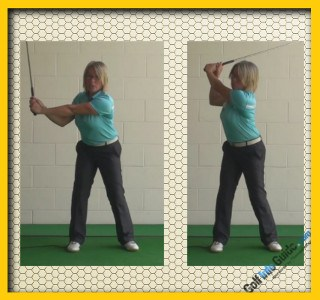 Best 3 Ways To Help Improve Swing Tempo, Golf Swing Tip For Women 1
