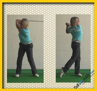 Best 3 Ways To Help Improve Swing Tempo, Golf Swing Tip For Women 2