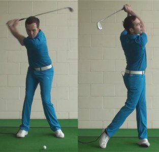 Best Drills To Hit The Golf Ball High With The Irons 1