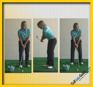Best Three Choices When Backswing Is Blocked, Golf Tip For Women 1