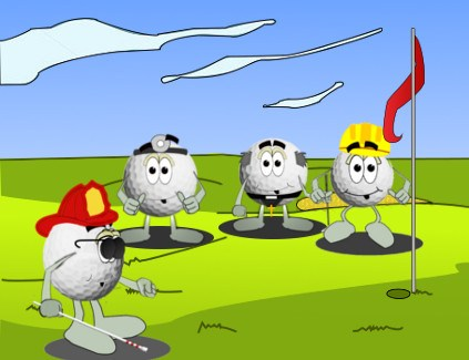 Fast food golf joke 1
