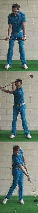 Golf Best Drill For Maximum Distance 1
