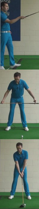 Golf How To Aim Straight Off The Tee 1