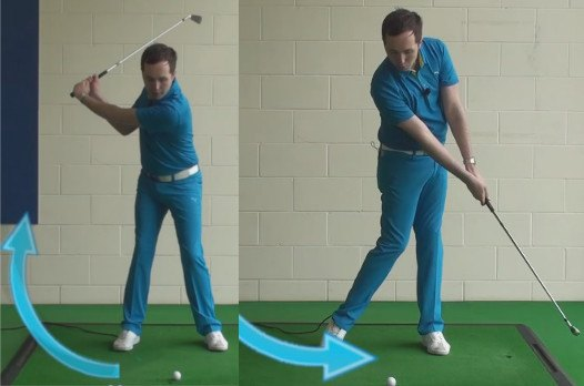 Golf How To Hit The Low Iron Stinger Punch 1