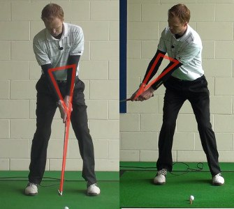 Golf Tip Importance of a One-Piece Takeaway 1