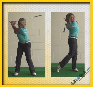 How And Why You Should Be Accelerating At The Bottom Of Your Golf Swing, Tips For Women Golfers 1