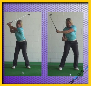 How Best to Create a Connected Women's Golf Swing 2