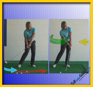 How To Best Improve Golf Motor Skills, Women Golfer Tip 3