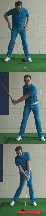 How To Bomb The Golf Driver Long 1