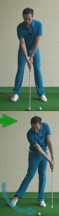 How To Stop Me Fatting My Golf Iron Shots 1