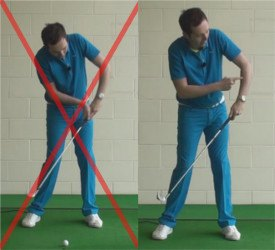 How To Stop Topping The Golf Ball 1